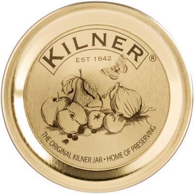 Kilner Home Preserving Jars Kilner Preserve Seal Lids Original Set of 12