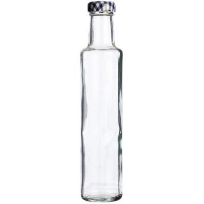 Kilner Home Preserving Jars Kilner Round Twist-Top Dressing Bottle 0.25L