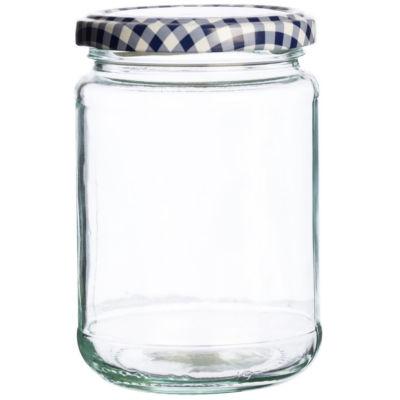 Kilner Home Preserving Jars Kilner Round Twist-Top Jar 0.37L