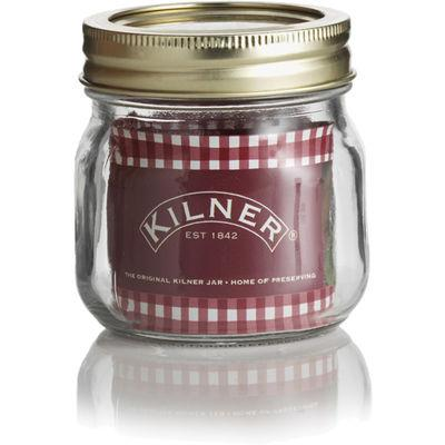 Kilner Home Preserving Jars Kilner Screwtop Preserve Jar 0.25L