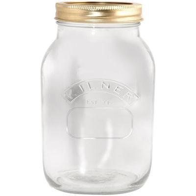 Kilner Home Preserving Jars Kilner Screwtop Preserve Jar 0.5L