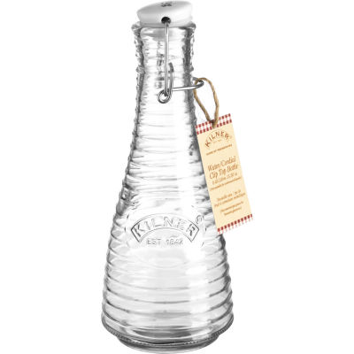 Kilner Home Preserving Jars Kilner Water Cliptop Bottle 0.45L