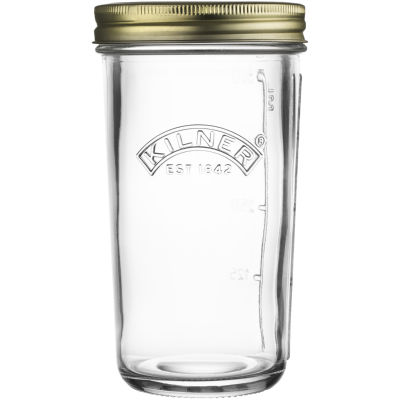 Kilner Home Preserving Jars Kilner Wide Mouth Preserve Jar 0.5L