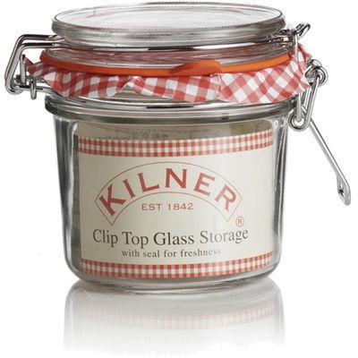 Kilner Home Preserving Jars Round Kilner Cliptop Jar 0.35L
