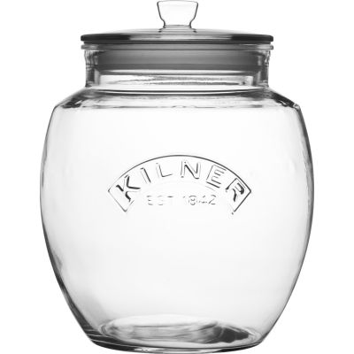 Kilner Home Preserving Jars Kilner Universal Storage Jar 4L