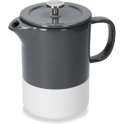 La Cafetiere Barcelona Collection Barcelona Cafetiere Six Cup Cool Grey