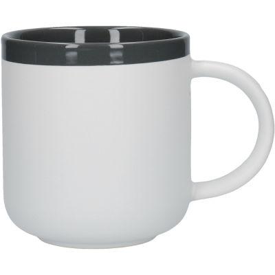 La Cafetiere Barcelona Collection Barcelona Latte Mug Cool Grey