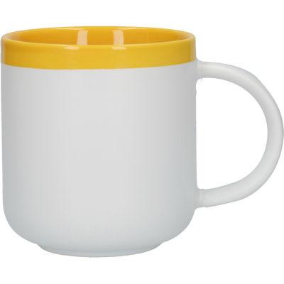 La Cafetiere Barcelona Collection Barcelona Latte Mug Mustard Yellow