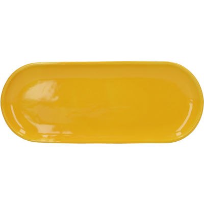 La Cafetiere Barcelona Collection Barcelona Serving Tray Mustard Yellow