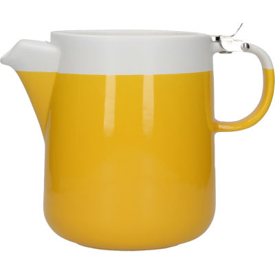 La Cafetiere Barcelona Collection Barcelona Teapot Large Mustard Yellow