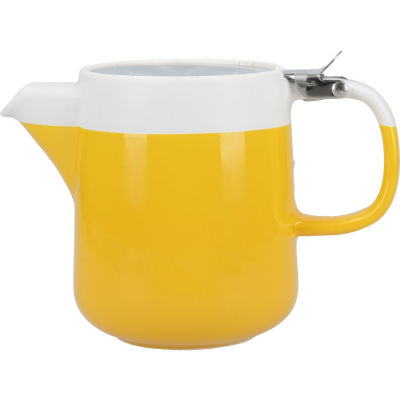 La Cafetiere Barcelona Collection Barcelona Teapot Small Mustard Yellow