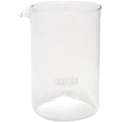 La Cafetiere Core Collection Cafetiere Replacement Beaker 6 Cup