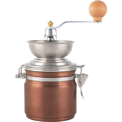 La Cafetiere Edited Collection Edited Coffee Grinder Copper