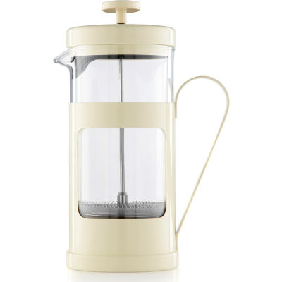 La Cafetiere Core Collection Monaco Cafetiere Cream 8 Cup