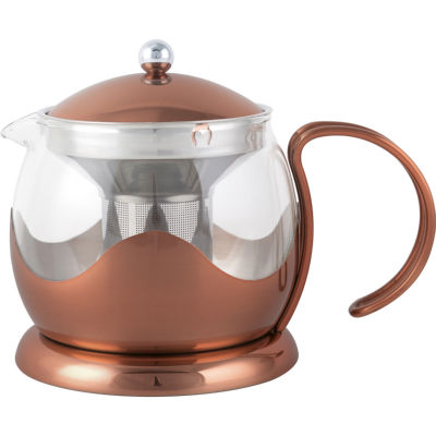 La Cafetiere Edited Collection Edited Le Teapot 4 Cup Copper