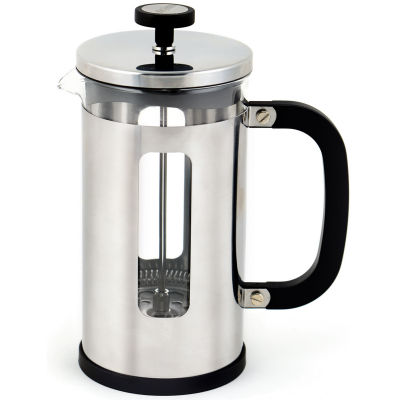 La Cafetiere Edited Collection Edited Pisa Cafetiere 8 Cup Chrome