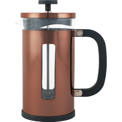 La Cafetiere Edited Collection Edited Pisa Cafetiere 8 Cup Copper