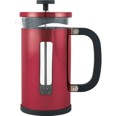La Cafetiere Edited Collection Edited Pisa Cafetiere 8 Cup Red
