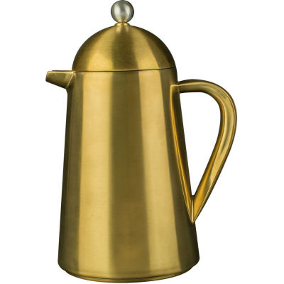 La Cafetiere Edited Collection Edited Thermique 3 Cup Brushed Gold