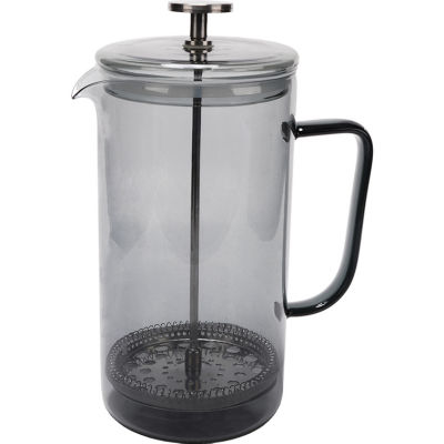 La Cafetiere Colour Collection Colour Cafetiere 8 Cup Smoke Grey