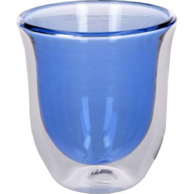 La Cafetiere Colour Collection Colour Coffee Glass Set of 2 Blue