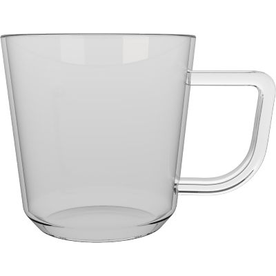 La Cafetiere Core Collection Brygga Glass Mug Large Set of 2