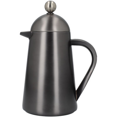 La Cafetiere Edited Collection Edited Thermique 3 Cup Brushed Gun Metal