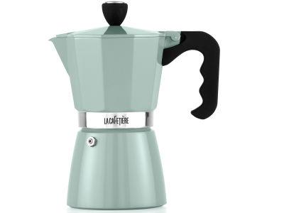 La Cafetiere Espresso Pot Collection Classic Espresso 3 Cup Pistachio Green