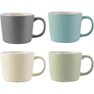 La Cafetiere Core Collection La Cafetiere Espresso Mug Retro Set of 4