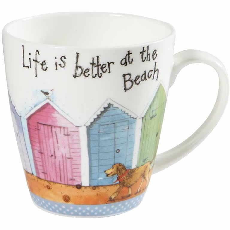 8007a686a1a Alex Clark Mugs Mug Cherry Life Is Better   Louis Potts