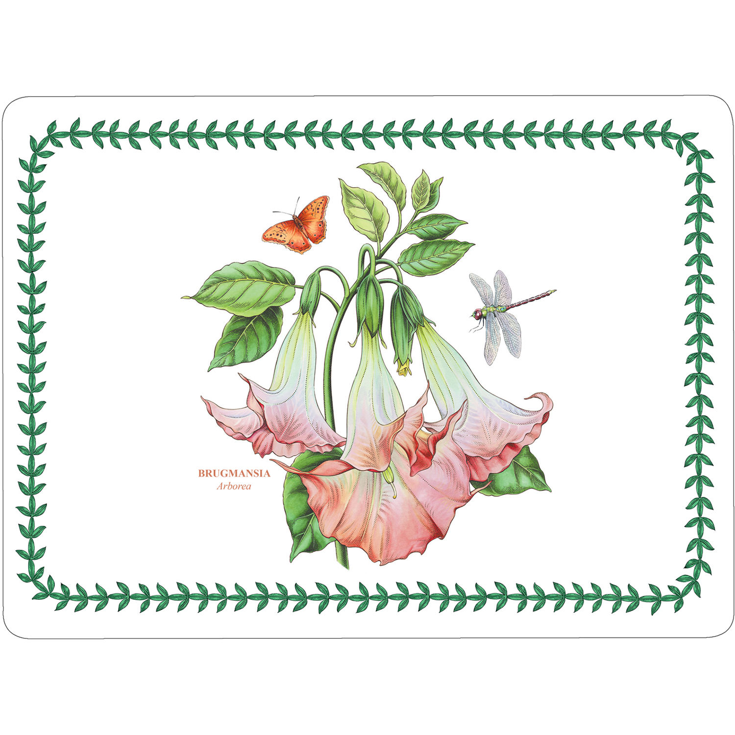 Portmeirion Botanic Garden Exotic Placemat Set Of 4 Louis Potts