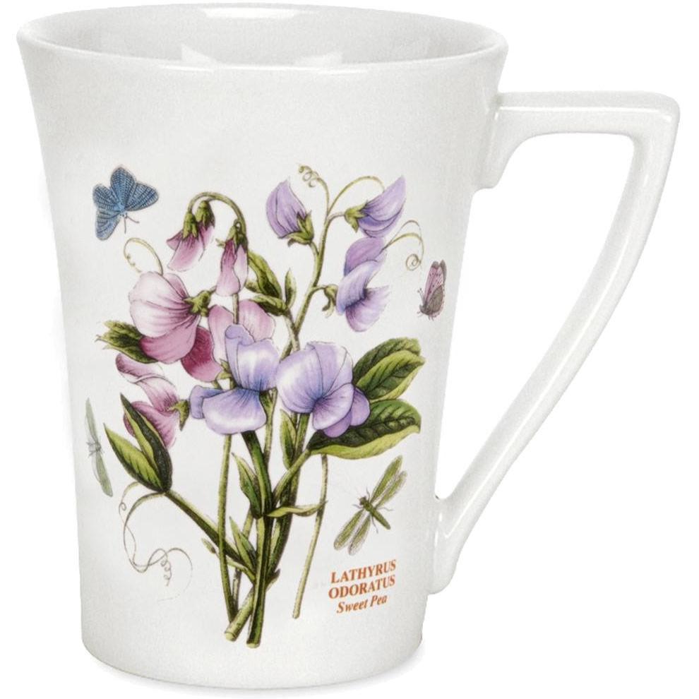 Portmeirion Botanic Garden Mandarin Mug M Sweet Pea Louis Potts