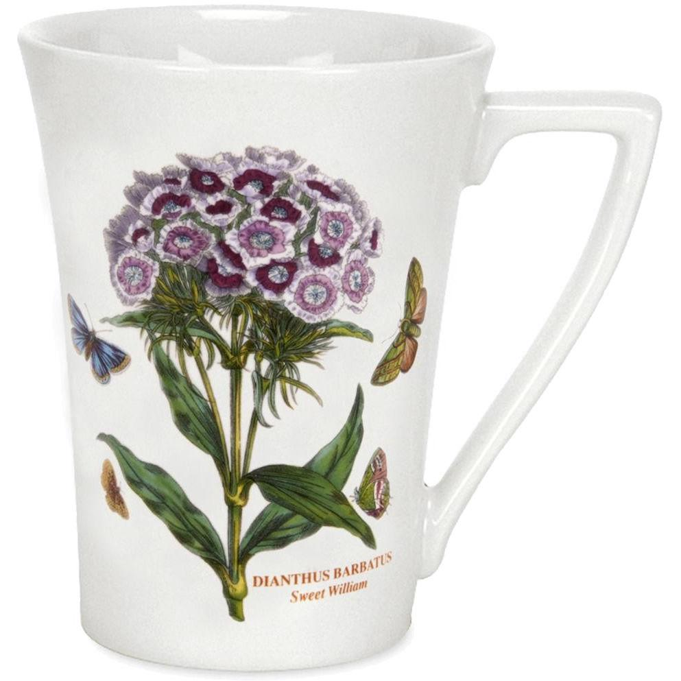Portmeirion Botanic Garden Mandarin Mug M Sweet William Louis Potts