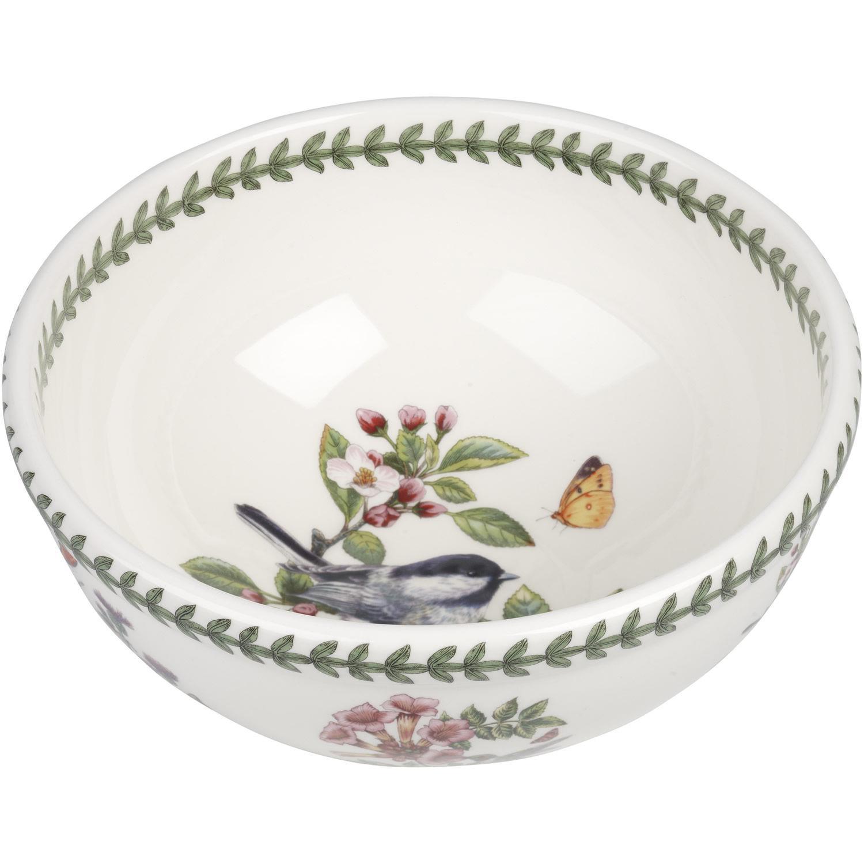 portmeirion botanic garden salad bowl 25cm  chickadee