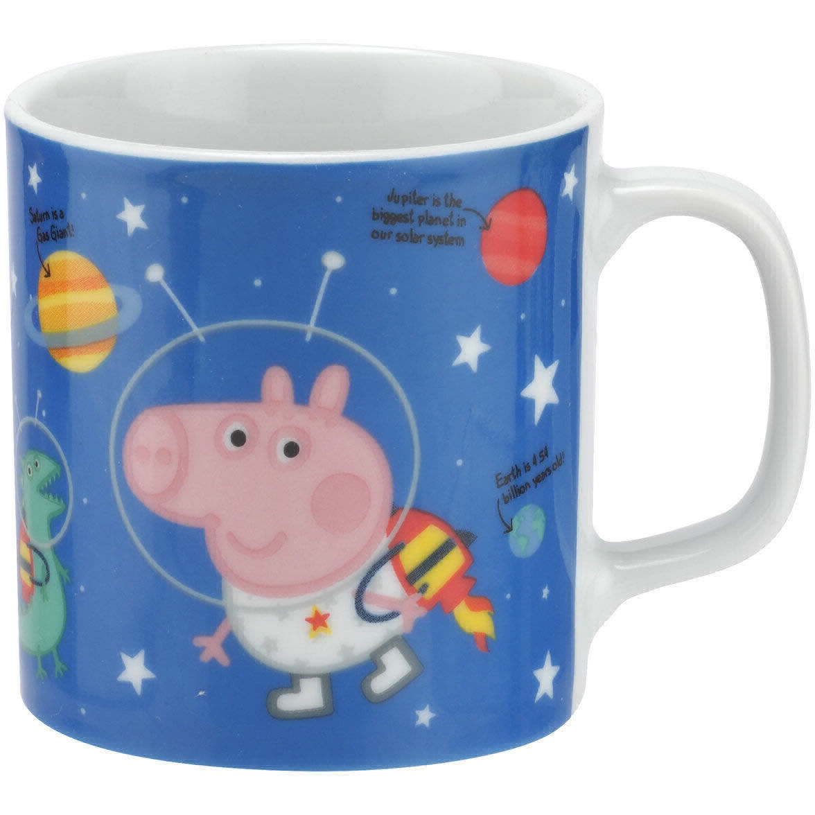 Portmeirion Peppa Pig Mug Astronaut George  sc 1 st  Louis Potts & Portmeirion Peppa Pig Mug Astronaut George | Louis Potts