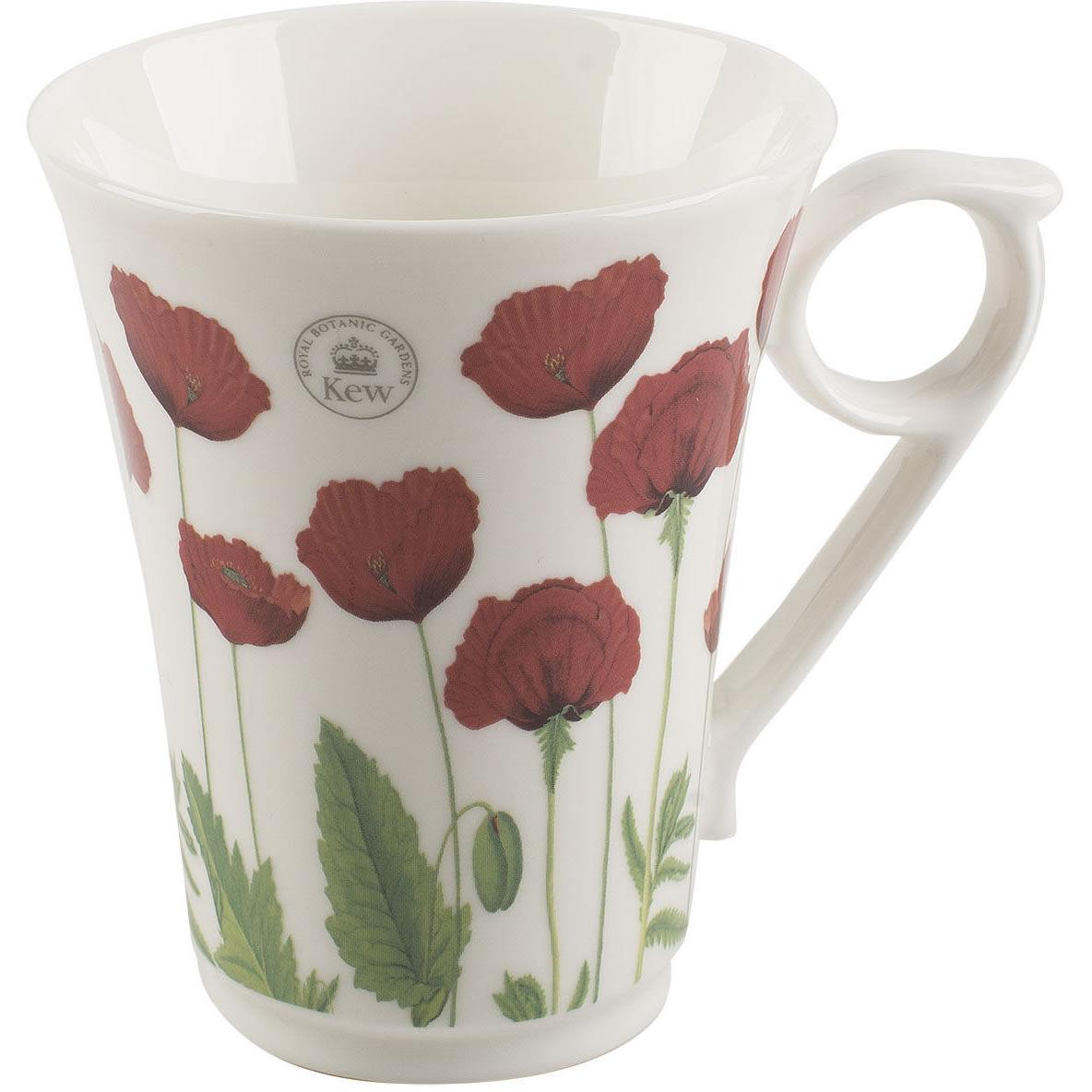 Royal Botanical Gardens Kew Mug Collection Mug Classic Poppy