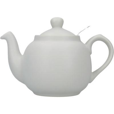London Pottery Farmhouse Filter 2-Cup Farmhouse Teapot Nordic Grey