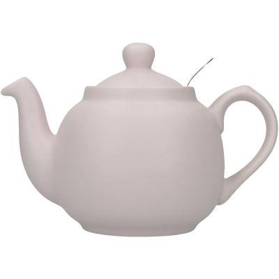 London Pottery Farmhouse Filter 2-Cup Farmhouse Teapot Nordic Pink