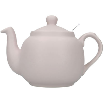 London Pottery Farmhouse Filter 4-Cup Farmhouse Teapot Nordic Pink