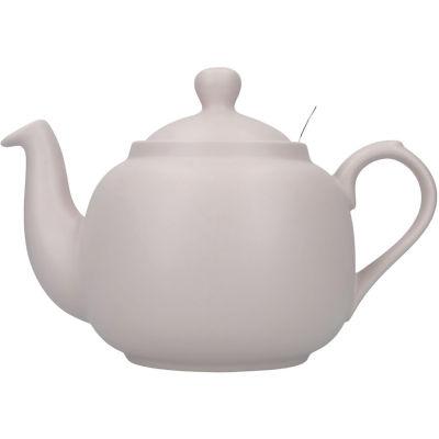 London Pottery Farmhouse Filter 6-Cup Farmhouse Teapot Nordic Pink