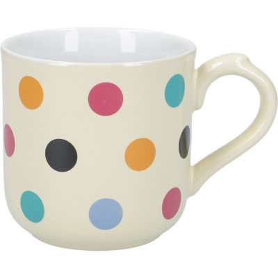 London Pottery Farmhouse Filter Mug Farmhouse Ivory Multi Spot