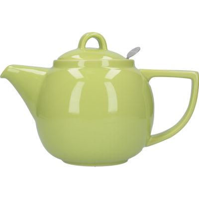London Pottery Geo Filter 4-Cup Geo Filter Teapot Pistachio Green
