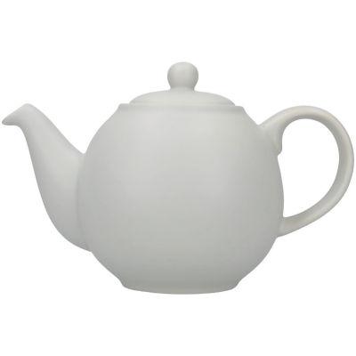 London Pottery Globe 2-Cup Teapot Nordic Grey