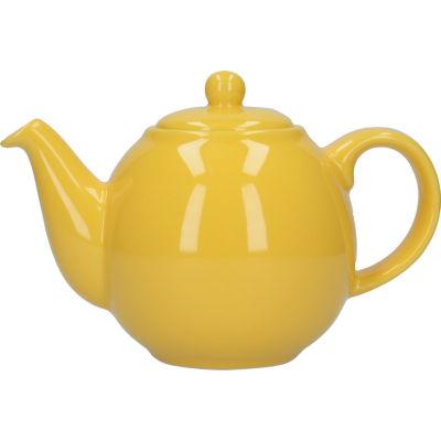 London Pottery Globe 2-Cup Teapot Yellow
