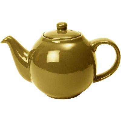London Pottery Globe 4-Cup Teapot Gold Finish