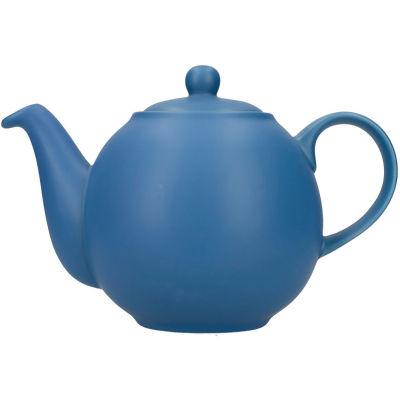 London Pottery Globe 4-Cup Teapot Nordic Blue