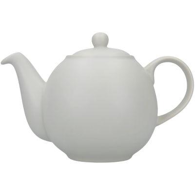 London Pottery Globe 4-Cup Teapot Nordic Grey