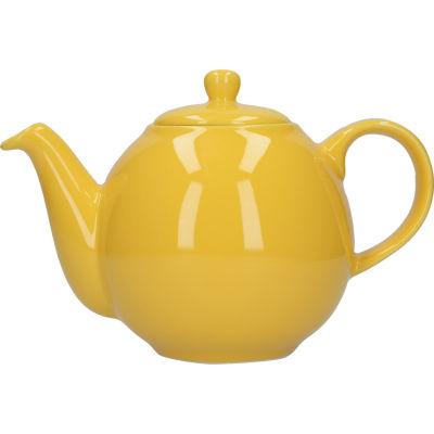 London Pottery Globe 4-Cup Teapot Yellow