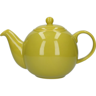 London Pottery Globe 6-Cup Teapot Cactus Green