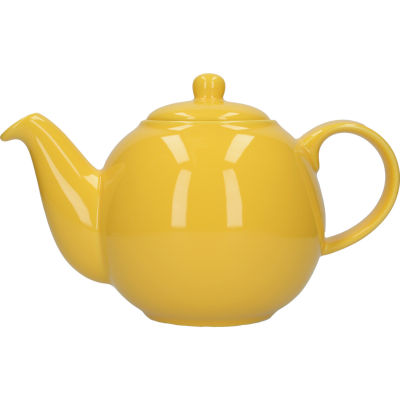 London Pottery Globe 6-Cup Teapot Yellow